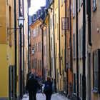 Gamla Stan Street, Stockholm, Sweden