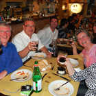 Dining in Montepulciano, Italy