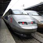 TGV Bullet Trains, France