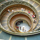 Spiral Staircase, Vatican Museum, Rome, Italy