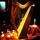 Irish Harp, Ireland