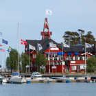 Sandhamn Harbor, Archipelago, Sweden