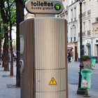 Automated Toilet, Paris, France