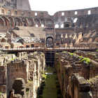 Colosseum Tunnels, Rome, Italy