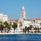 Waterfront View, Split, Dalmatian Coast, Croatia
