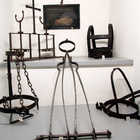 Museum of Torture Display, Rothenburg ob der Tauber, Germany