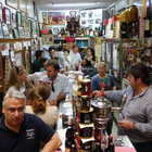 An abaceria is part grocery store, part tapas bar