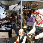 Flea Market Items, Amsterdam, Netherlands