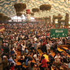 Oktoberfest Interior, Munich, Bavaria, Germany