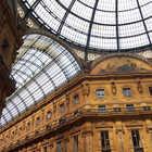 Galleria Vittorio Emanuele II Interior, Milan, Italy