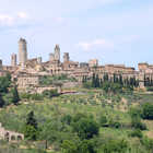 View of San Gimignano, Tuscany, Italy