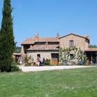 Agriturismo, Pienza, Tuscany, Italy