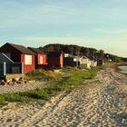 Beach, Aero Island, Denmark