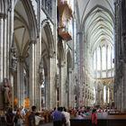 Cathedral Interior, Koln, Germany