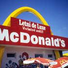 McDonalds Sign, Czech Republic