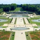 View of Gardens, Vaux-le-Vicomte, France