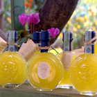 Limoncello Bottles, Amalfi Coast, Italy