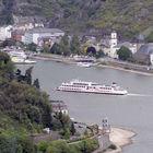 Rhine River View, Germany