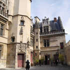 Cluny Museum Exterior, Paris, France