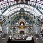 Central Train Station Interior, Antwerp, Belgium