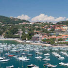 Harbor view, La Spezia, Liguria, Italy
