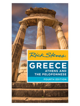 Greece: Athens & the Peloponnese Guidebook