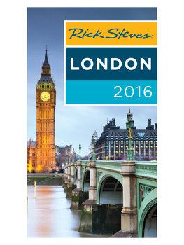 London 2015 Guidebook