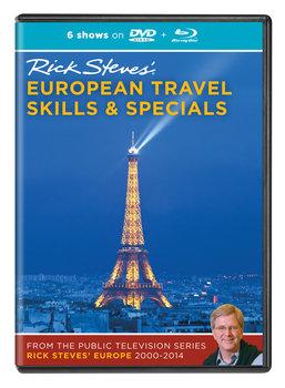 Travel Skills & Specials Blu-ray + DVD Set